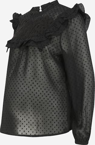 Camicia da donna 'KATINKA' di Only Maternity in nero