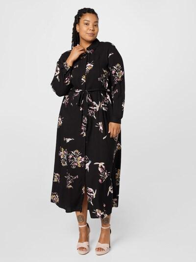 ABOUT YOU Curvy Šaty 'Aurelia' - zmiešané farby, Model/-ka
