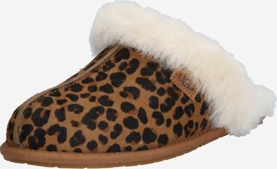 barna / fekete / fehér UGG Házi cipő, Termék nézet