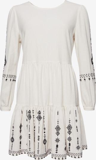 Superdry Kleid 'Anisa' in schwarz / weiß, Produktansicht