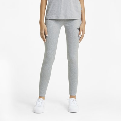 PUMA Leggings in grau, Modelansicht