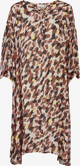 Masai Kleid 'Ninki' in beige / braun, Produktansicht