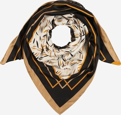 ESPRIT Tuch in hellbeige / goldgelb / schwarz / weiß, Produktansicht