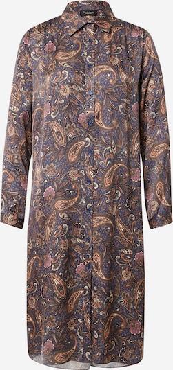 SAND COPENHAGEN Shirt Dress 'Asia' in Dark blue / Cognac / Mauve / White, Item view