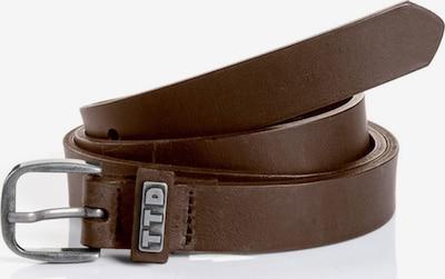 TOM TAILOR DENIM Cinturón 'JULIA' en marrón claro, Vista del producto