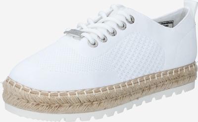 Sneaker low TOM TAILOR pe alb, Vizualizare produs