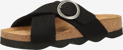 SHEPHERD Hausschuhe in schwarz, Produktansicht