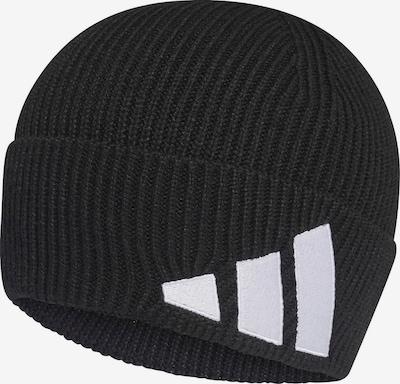 ADIDAS PERFORMANCE Sportmuts in de kleur Zwart / Wit, Productweergave