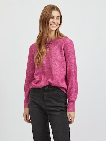 VILA Sveter 'Ella' - ružová