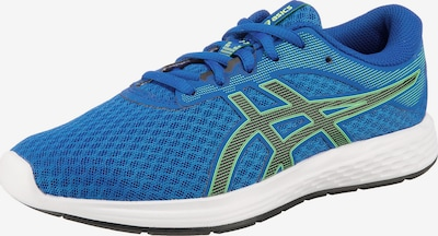 ASICS Sportschuh 'PATRIOT 11 GS' in blau / hellgrün, Produktansicht