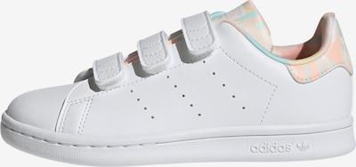 Sneaker 'Stan Smith' ADIDAS ORIGINALS pe verde jad / roz pudră / alb, Vizualizare produs