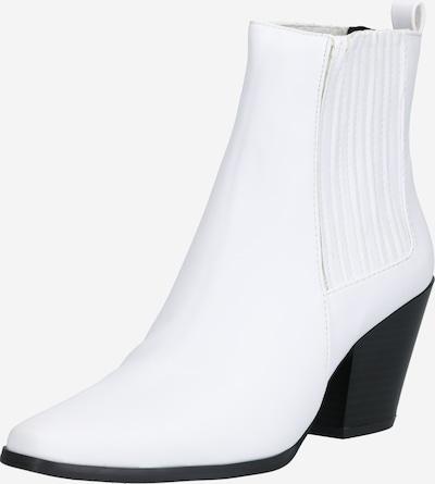 chelsea weiße stiefel