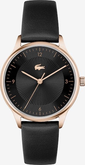 LACOSTE Analog Watch in Rose gold / Black, Item view