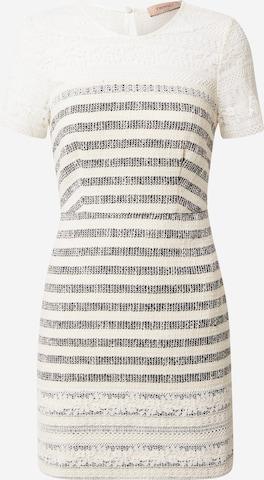 Twinset Kleid 'ABITO' in Weiß