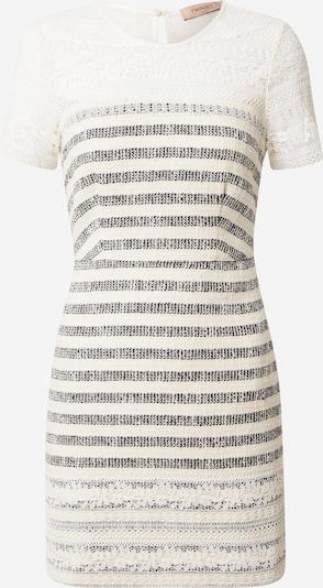 Twinset Robe 'ABITO' en noir / blanc, Vue avec produit
