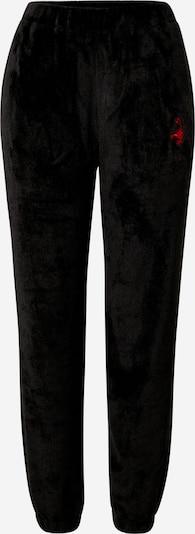 VIERVIER Pantalon 'Felicia' en noir, Vue avec produit