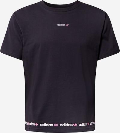 ADIDAS ORIGINALS Tričko 'Linear' - čierna / biela, Produkt