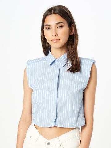 DeFacto - Blusa en azul