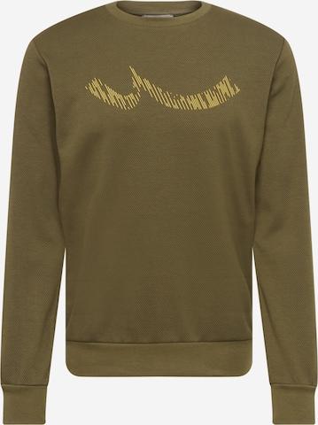 zaļš LTB Sportisks džemperis 'Nikewa'