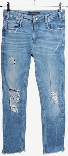ZARA 7/8 Jeans in 25-26 in blau, Produktansicht