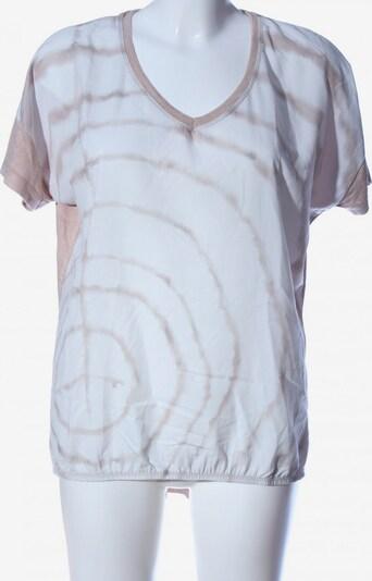 Decay Kurzarm-Bluse in M in creme / weiß, Produktansicht