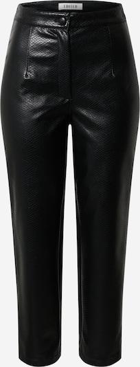 EDITED Hose 'Kani' in schwarz, Produktansicht