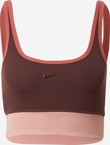 NIKE Sports bra in Pink