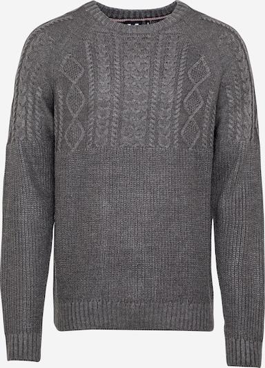 Pullover 'Ernest' Hailys Men di colore grigio sfumato, Visualizzazione prodotti