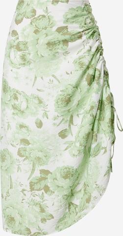 Gina Tricot Skirt 'Maj' in Green