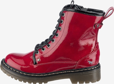 MUSTANG Stiefel in rot, Produktansicht
