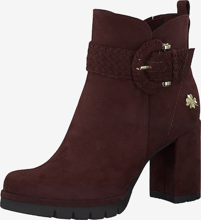 MARCO TOZZI by GUIDO MARIA KRETSCHMER Ankle Boots in Bordeaux, Item view