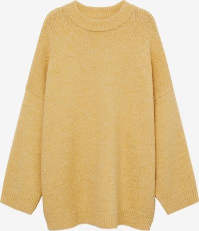 MANGO Maxi svetr - žlutá, Produkt