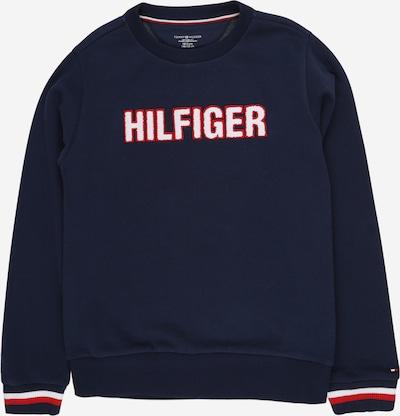 Tommy Hilfiger Underwear Mikina - tmavě modrá / červená / bílá, Produkt