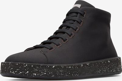 CAMPER Sneaker 'Courb' in schwarz: Frontalansicht