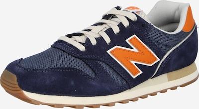 new balance Sneakers laag in de kleur Navy / Sinaasappel / Wit, Productweergave