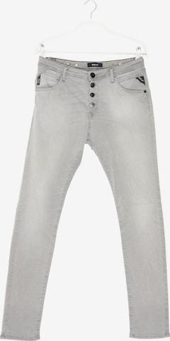 REPLAY Skinny-Jeans in 26 in Grau