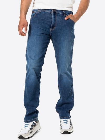 WRANGLER Jeans 'TEXAS' i blue denim, Modelvisning