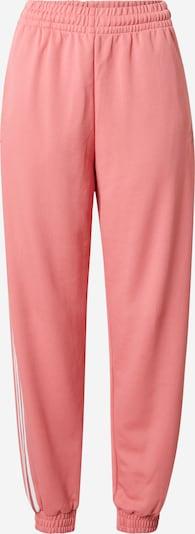 Pantaloni ADIDAS ORIGINALS pe roz pal / alb, Vizualizare produs
