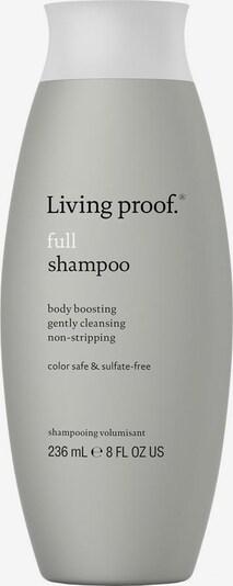 Living Proof Shampoo in grau, Produktansicht