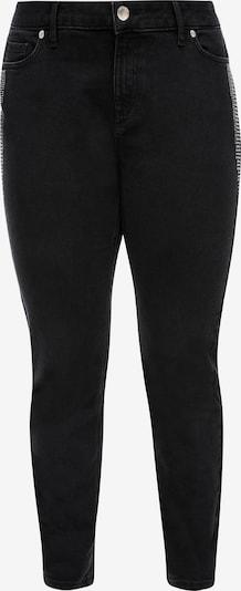TRIANGLE Jeans in dunkelgrau, Produktansicht
