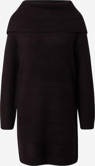 VILA Gebreide jurk 'FLINKA' in de kleur Zwart, Productweergave