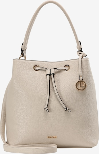 L.CREDI Handtasche 'Ebony' in weiß / offwhite, Produktansicht