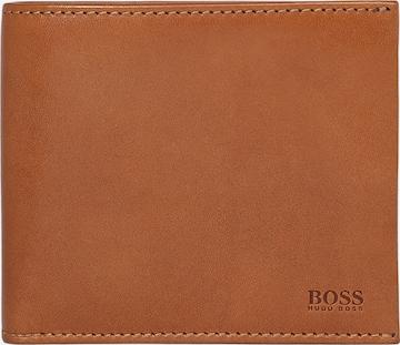 Portamonete di BOSS in marrone