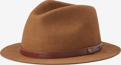 Brixton Hat 'FEDORA' i cognac, Produktvisning