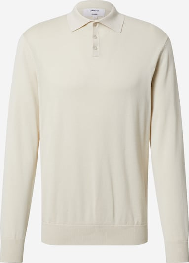 DAN FOX APPAREL Trui 'Benno' in de kleur Offwhite, Productweergave