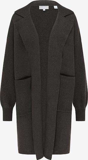 Usha Płaszcz z dzianiny w kolorze antracytowym, Podgląd produktu