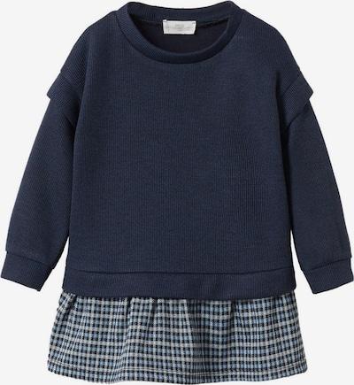 Rochie 'SHARON' MANGO KIDS pe albastru deschis / albastru închis / alb, Vizualizare produs