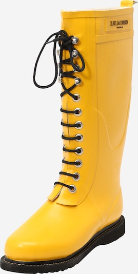 ILSE JACOBSEN Botas de lluvia en amarillo, Vista del producto