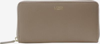 L.CREDI Geldbörse 'Evelyn' in beige / hellbraun / khaki, Produktansicht