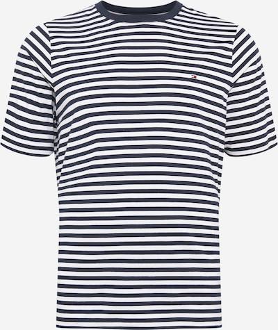 TOMMY HILFIGER Camiseta en azul oscuro / blanco, Vista del producto